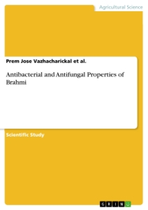 Titel: Antibacterial and Antifungal Properties of Brahmi