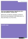 Titel: Behaviour of Salivary Amylase in Various Reaction Environments with Reference to Km and Vmax. An Overview