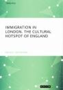 Titel: Immigration in London. The cultural Hotspot of England
