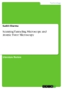 Titel: Scanning Tunneling Microscope and Atomic Force Microscopy