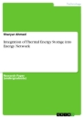 Titel: Integration of Thermal Energy Storage into Energy Network