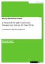Titel: A Proposed Oil Spill Control and Management Strategy for Niger Delta