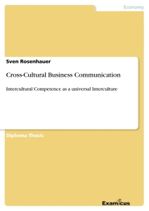 Titel: Cross-Cultural Business Communication