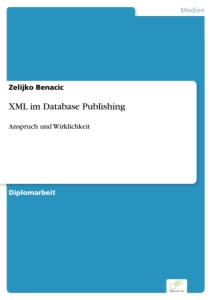 Titel: XML im Database Publishing