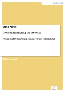 Titel: Personalmarketing im Internet