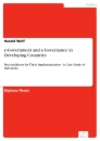 Ti e-Government and e-Governance in Developing Countries