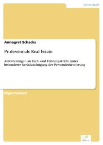 Titel: Professionals Real Estate