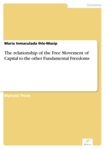 Title: The relationship of the Free Movement of Capital to the other Fundamental Freedoms