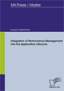 Title: Integration of Performance Management into the Application Lifecycle