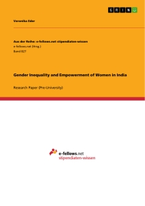 Essay On Gender Sociology