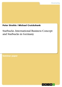 starbucks term paper