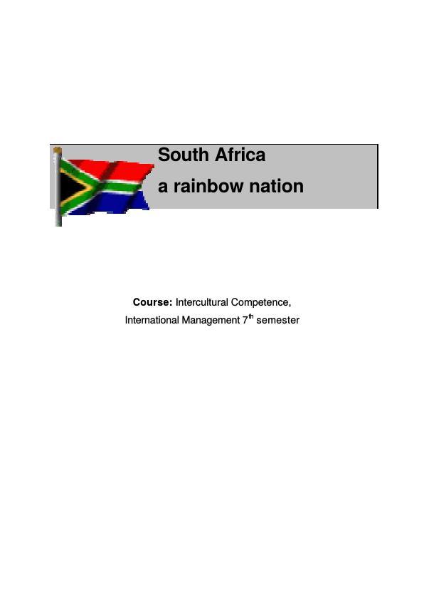 Suche nach schwarzen Geschäftspartner in Südafrika