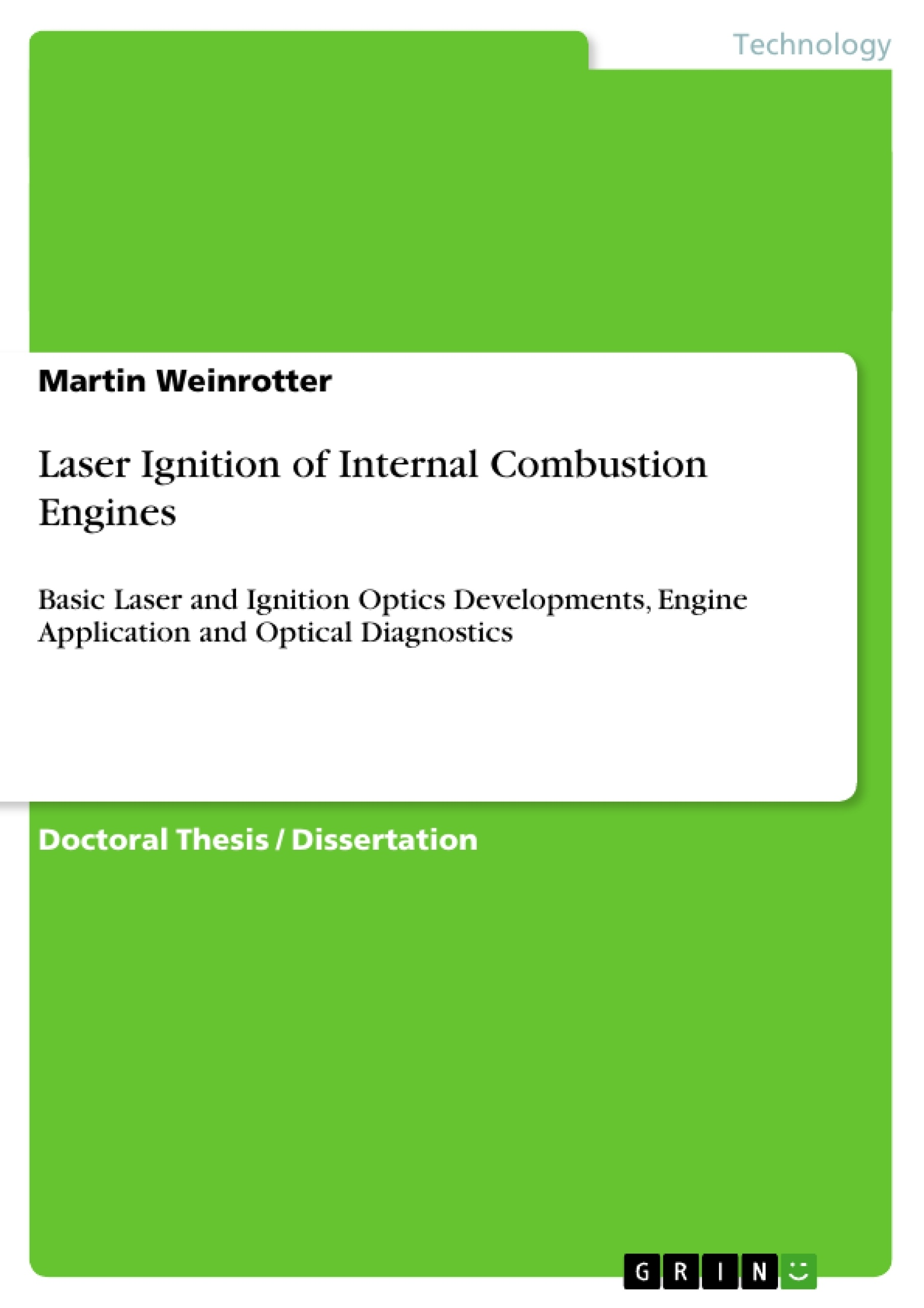 an essay on internal combustion engine