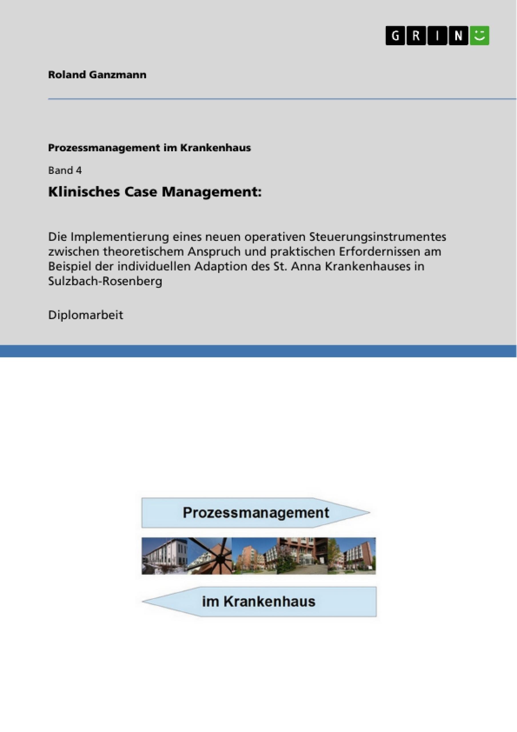 Wunderbar Ziele Für Rn Case Manager Wieder Aufnehmen Ideen ...