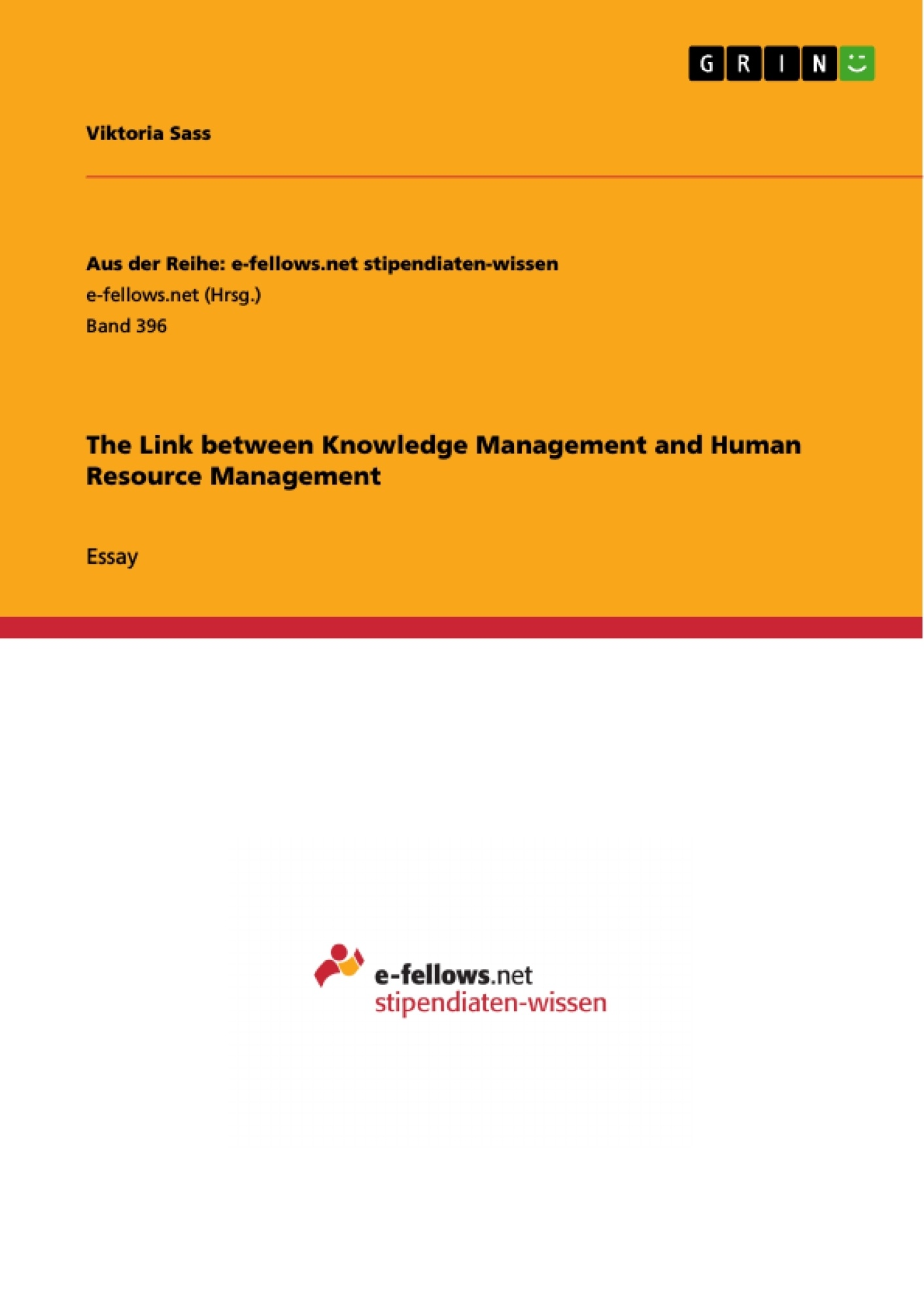 the link between knowledge management and human resource  the link between knowledge management and human resource management publish your master s thesis bachelor s thesis essay or term paper
