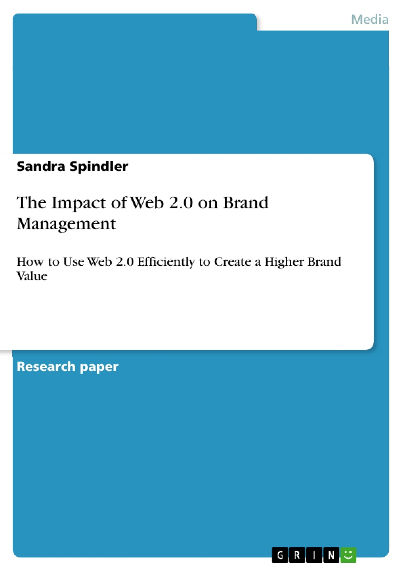thesis on brand management