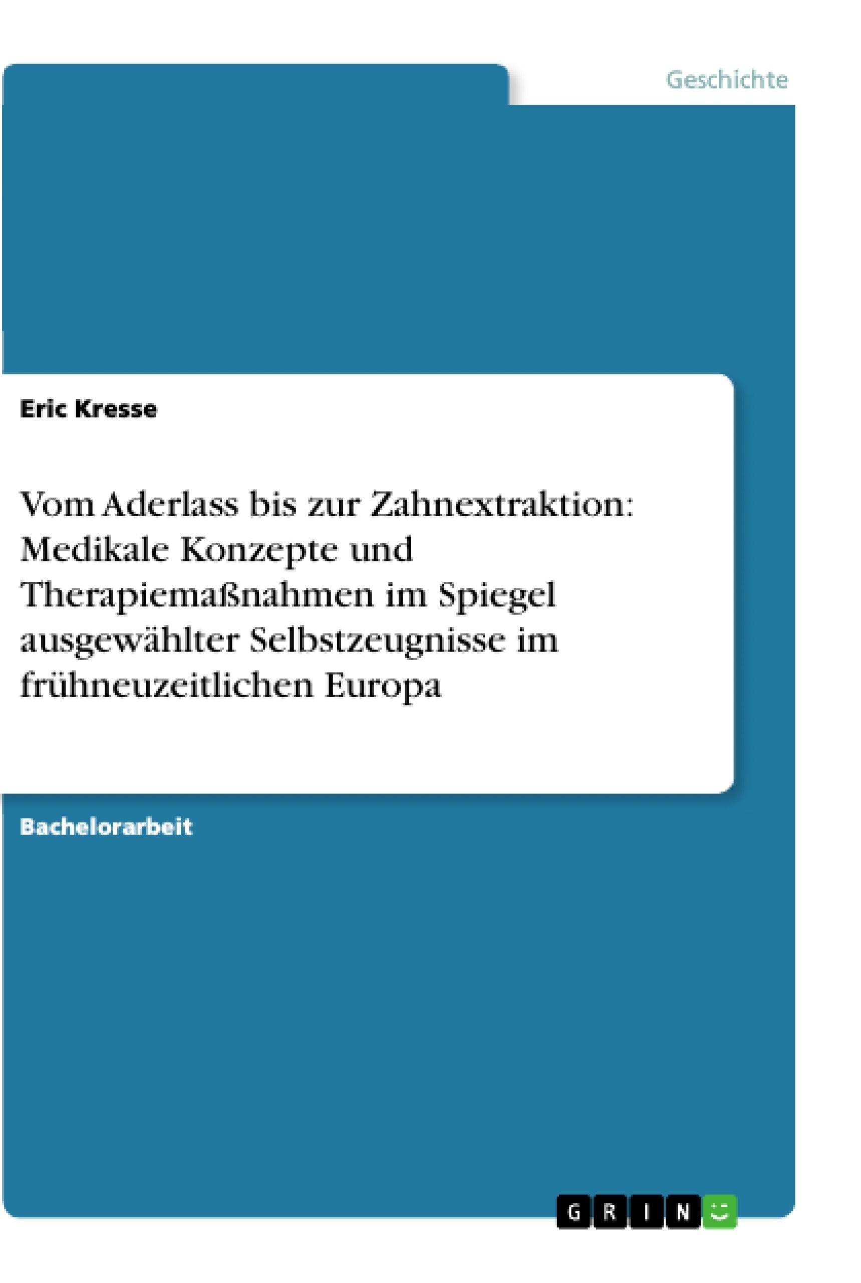 Fantastisch Aderlass Anatomie Und Physiologie Galerie - Physiologie ...