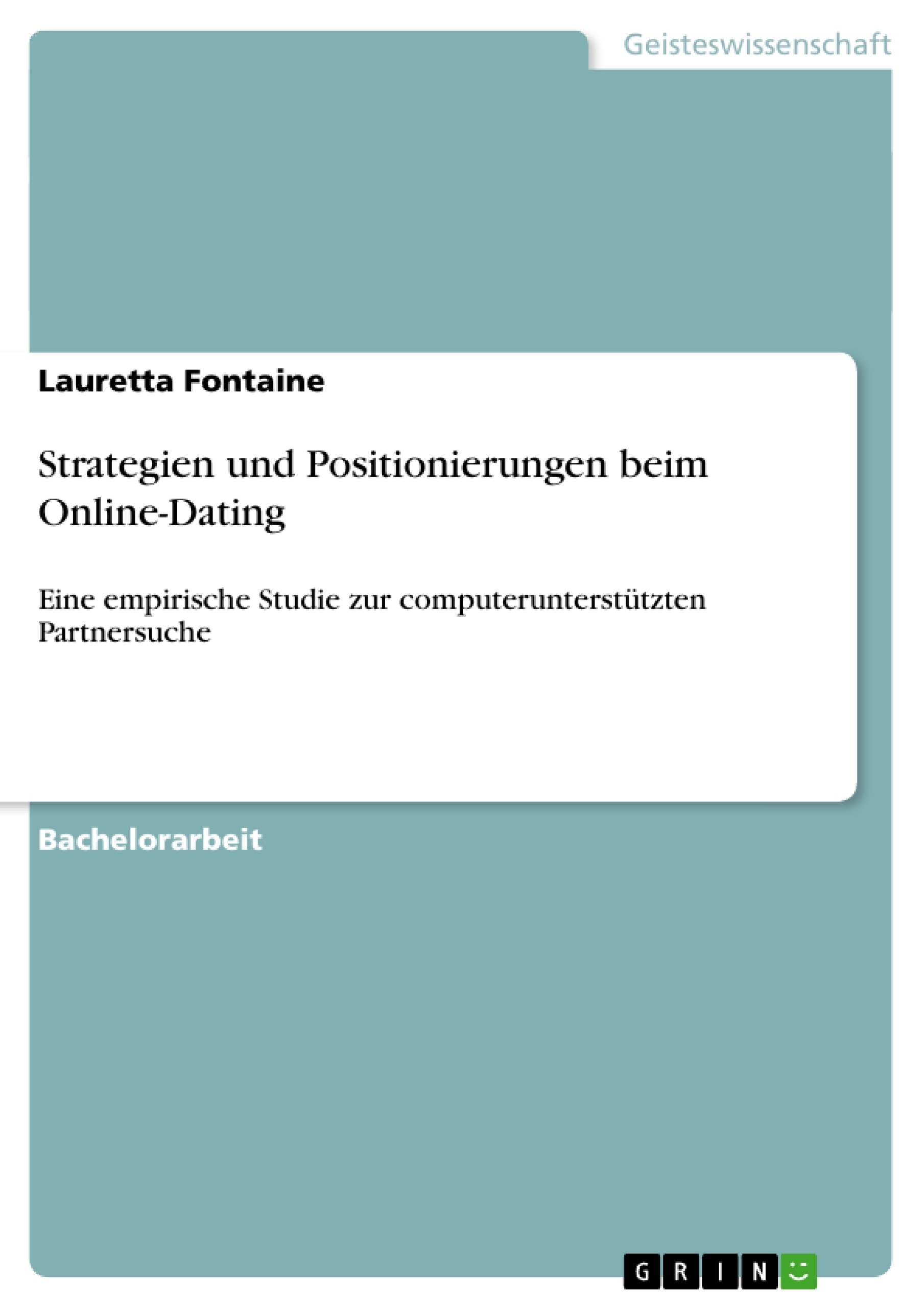 Online-Dating-Erfolgsstatistik