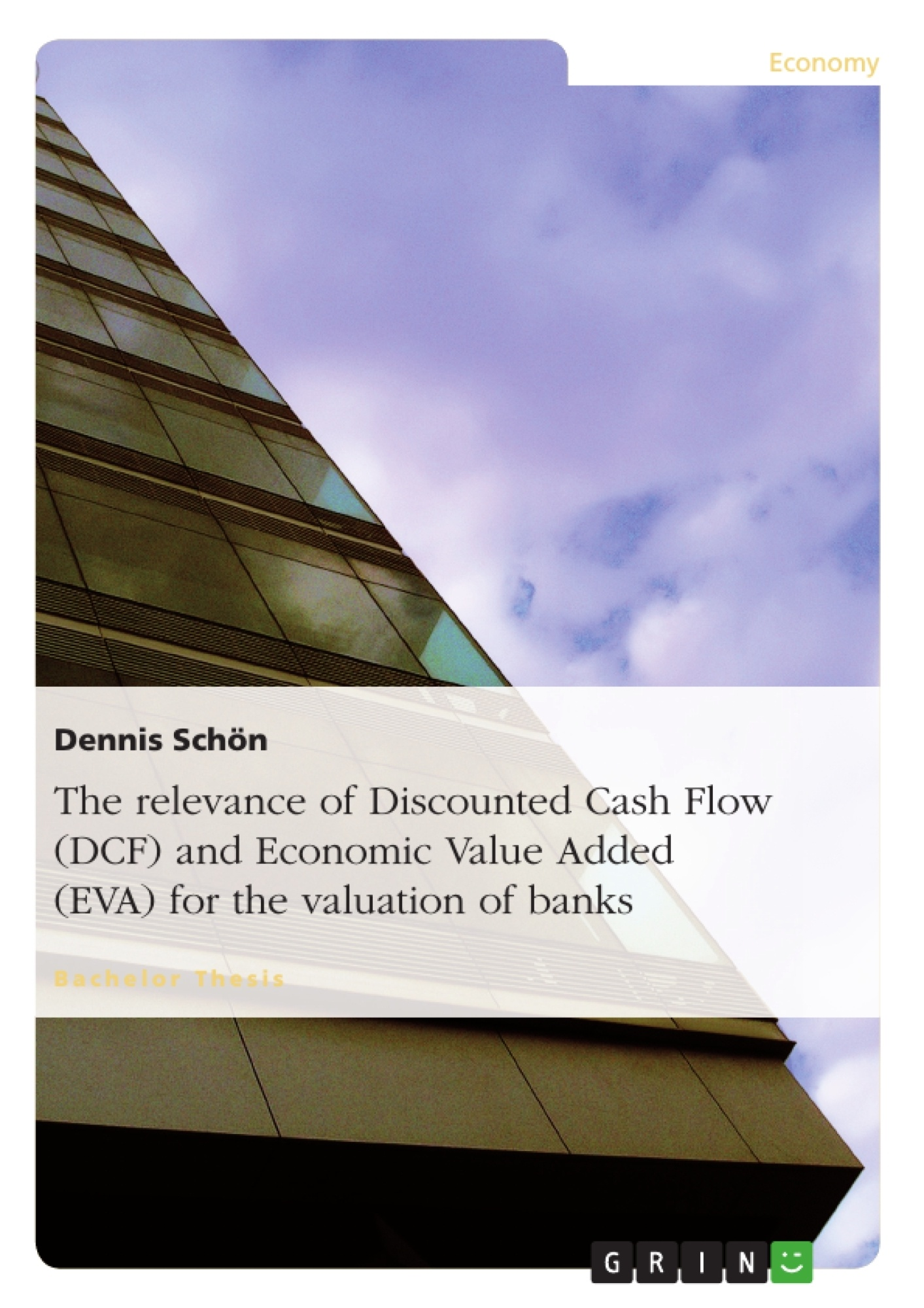 thesis on economic value added Discounted cash-flow and economic value added methods in corporate valuation bachelor's thesis of degree program in international business, 58 pages, 6 pages of appendices spring 2013 abstract this thesis introduces and compares the two most popular valuation methods in corporate finance: dcf and eva.