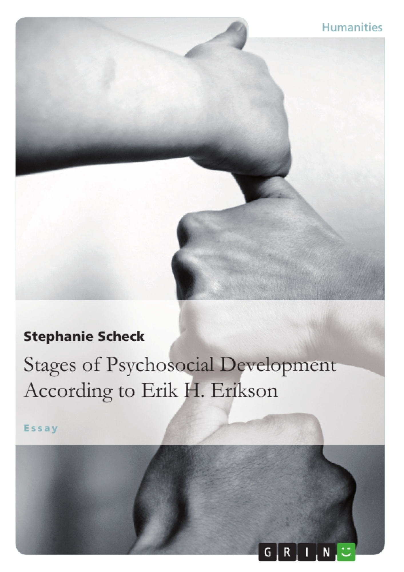 eriksons stages essay Weaknesses male bias erik erikson articulated psychosocial stage describes the life cycle hallmarks of white, western society and may not apply well to other cultures or even to our own today/ present time.