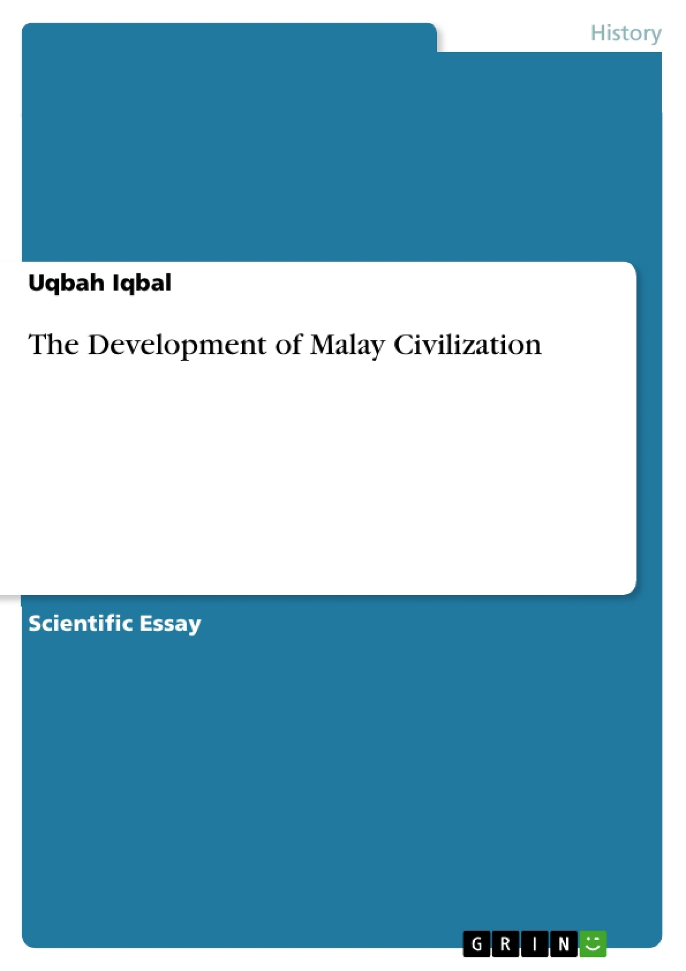 the development of malay civilization publish your master s  upload your own papers earn money and win an iphone x