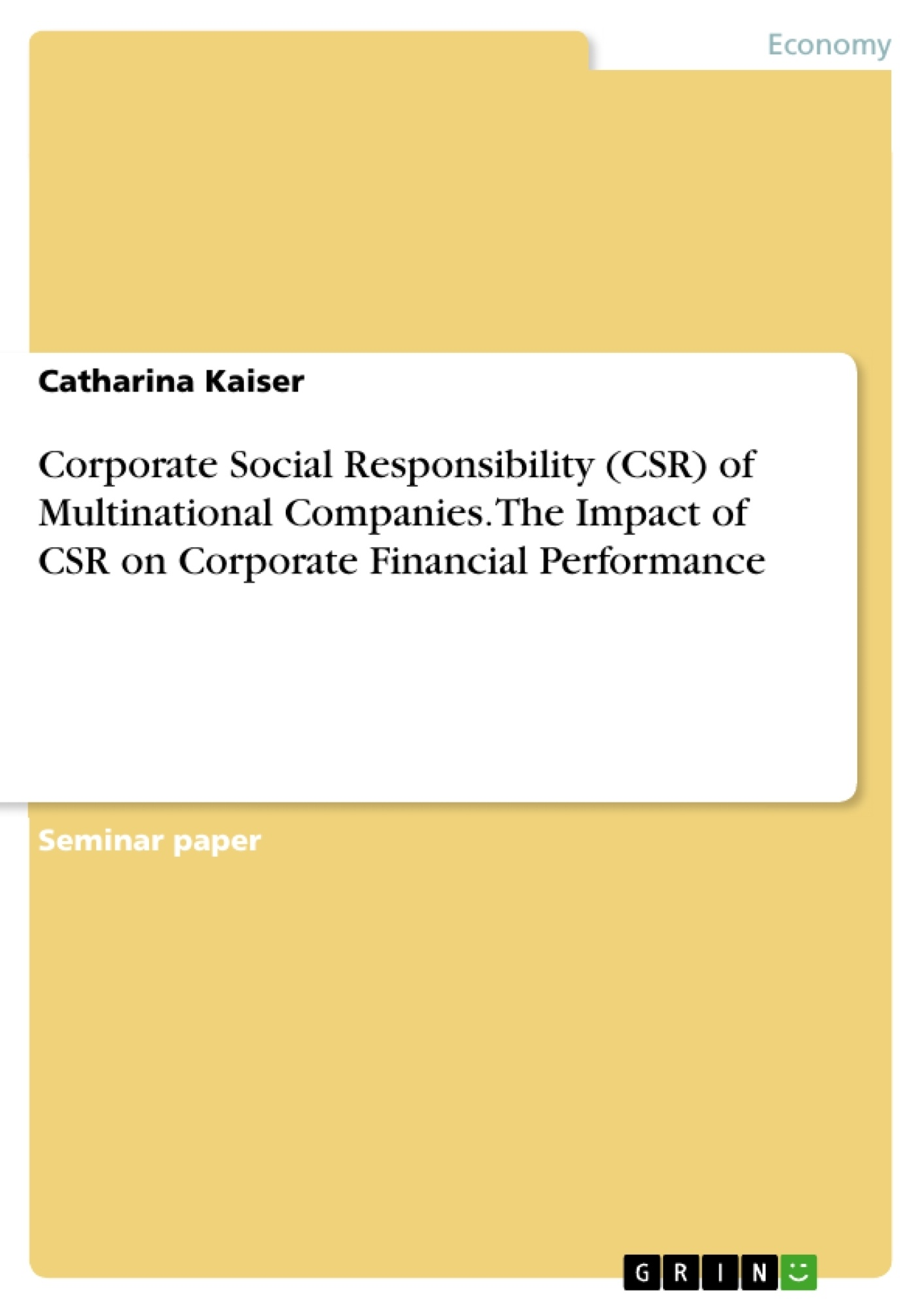 Corporate Governance and Social Responsibility&nbspEssay