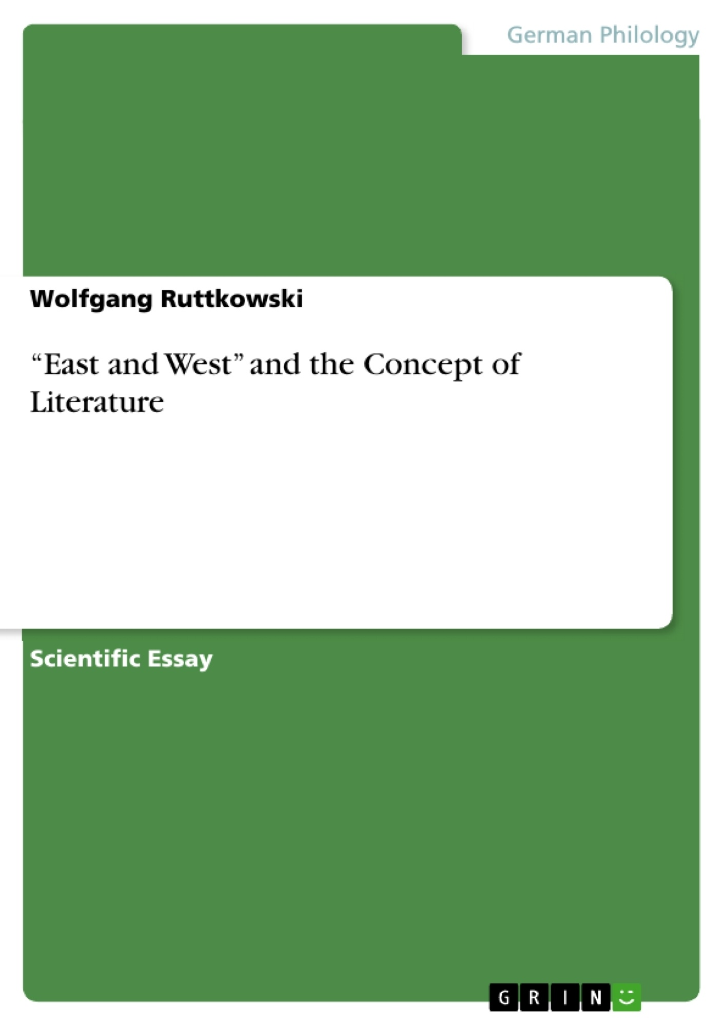 East and west and the concept of literature publish your upload your own papers earn money and win an iphone x fandeluxe Gallery