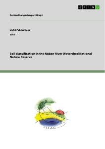 Title: Soil classification in the Naban River Watershed National Nature Reserve