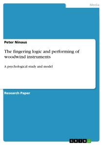 Title: The fingering logic and performing of woodwind instruments