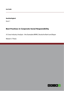 best practices in corporate social responsibility publish your  best practices in corporate social responsibility