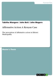 affirmative action a n case publish your master s thesis  affirmative action a n case
