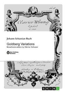 Titel: Goldberg Variations