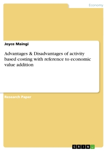 The diffusion of activity-based costing in Jordanian industrial companies