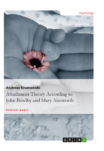 attachment theory according to john bowlby and mary ainsworth  attachment theory according to john bowlby and mary ainsworth