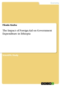 the impact of foreign aid on government expenditure in  title the impact of foreign aid on government expenditure in