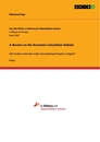 Title: A Review on the Economic Calculation Debate