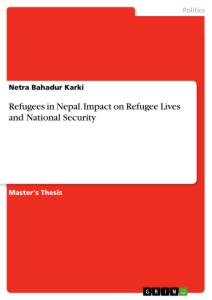 refugees in impact on refugee lives and national security  impact on refugee lives and national security