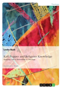 Title: Karl Popper and Religious Knowledge