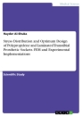 Title: Stress Distribution and Optimum Design of Polypropylene and Laminated Transtibial Prosthetic Sockets. FEM and Experimental Implementations