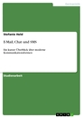 Title: E-Mail, Chat und SMS