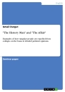 """Titel: """"The History Man"""" and """"The Affair"""""""