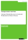 Titel: Calcium Chloride Recovery in Soda Ash Production by Solvay's Process