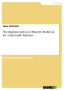 Titel: The Implementation of Maturity Models in the United Arab Emirates