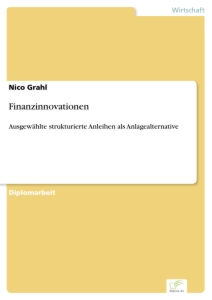 Titel: Finanzinnovationen